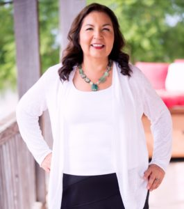 Anita Sanchez is the February 2020 MacKenzie Lecturer at First Cong Boulder